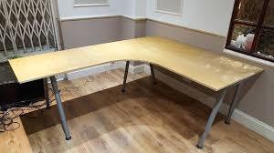 huge office desk. Huge Office Desk Description C Ikea Desks Furniture Canada . Captivating Corner O