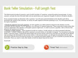 Bank Teller Job Interview Questions Prepare For The J P Morgan Chase Teller Assessment Tests