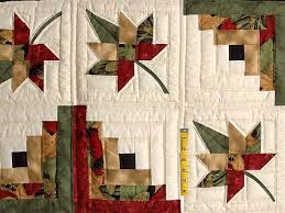 images of fall throw quilts | Gold Red and Sage Autumn Splendor ... & Log cabin quilts Adamdwight.com