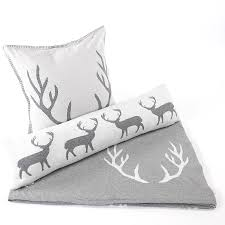 <b>Подушка</b>-<b>валик с орнаментом</b> Deer, 20х80 см от <b>Enjoyme</b> (арт ...
