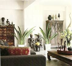 Small Picture Home Decorating Ideas with an Asian Theme