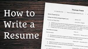 A Winning Resumes 8 Tips For Writing A Winning Resume