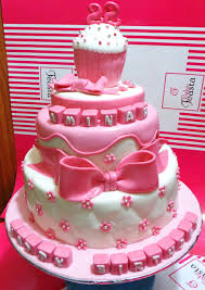 Amazing Decorating Pink Birthday Cake Birthday Cake For Girls