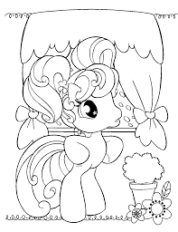 Princess luna coloring page | free printable coloring pages. Free Printable My Little Pony Coloring Pages For Kids