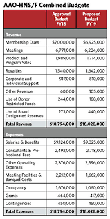 fiscal year 2019 dates proposed fiscal year 2019 fy19 combined budget