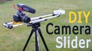 diy motorized slider and simple
