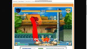 skill ác ma đẹp nhất trong Bleach vs Naruto 2.6 - YouTube