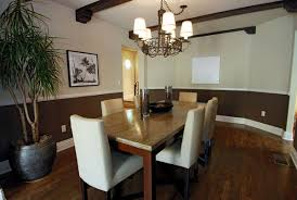 chair rail dining room. Exellent Dining Light And Dark  With Chair Rail Dining Room