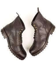 will s vegan shoes womens dark brown vegan work boots at wills vegan shoes