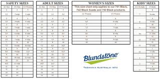 31 Qualified Blundstone Womens Sizing Chart