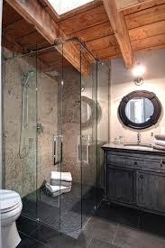 bathroom design rustic contemporary bathroom cottage luxury canadian home reveals splendid rustic modern