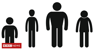 Couple Height Difference Chart Dutch Men Revealed As Worlds Tallest Bbc News