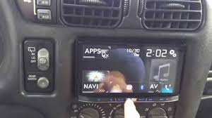1st post. 2001 Chevy TrailBlazer with the new Pioneer AVIC-8000NEX ...