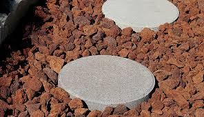 18in round pavestone creating