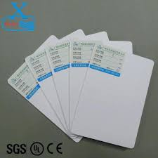 sign plastic sheet quality foam board white cut plastic sheet sheet for printing advertising sign