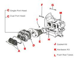 vw engine parts 1300cc 1600cc engines jbugs click on letter below for link to item