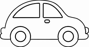 These coloring pages allow your kids to experiment with different colors, combining contrasting colors to produce interesting effects to fill the pictures. Big And Easy Simple Car Coloring Pages Free Coloring Pages Printable Coloring Pages Only Coloring Pages For Kids Cars Coloring Pages Easy Coloring Pages