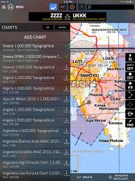 New Free Ofma Charts Added Greece Rocketroute