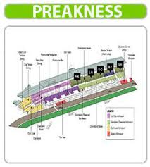 Belmont Race Track Seating Chart 58 Problem Solving Preakness Chart