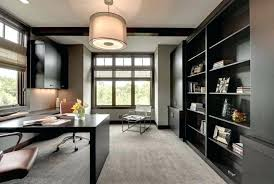 how to design home office. Transitional Home Office Interior Design Concept How To N