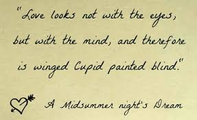 Shakespeare Midsummer Night\'s Dream Quotes