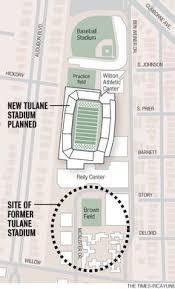 Tulane Stadium Seating Chart 17 Best Tulane University Green Wave Images New Orleans