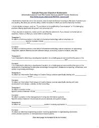 Resume Career Objective Statement here are resume career objective goodfellowafbus 37