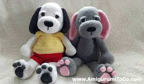 Crochet Dog Pattern Gorgeous Cuddle Me Puppy Crochet Dog [Free Pattern] Your Crochet