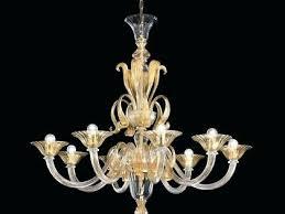 murano chandelier gold modern thumb glass toronto blue wonderful