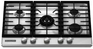 kitchenaid 36 gas cooktop. amazon.com: kitchenaid architect series ii : kfgs306vss 30 gas cooktop with 5 sealed burners - stainless steel: kitchen \u0026 dining kitchenaid 36