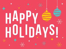 Retro Holidays Retro Holidays Greeting Card By Inesa Malayev Dribbble Dribbble