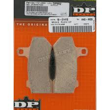 dp brakes sintered metal brake pads dp962 harley davidson