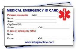 Personal Id Card Template Major Magdalene Project Org
