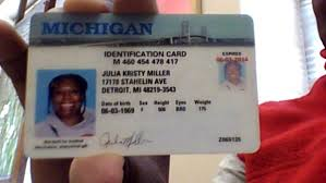 Stolen Identification Michigan At Card 49037 355 Truth Battle Creek Dr