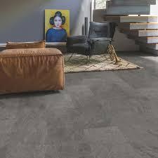 quick step lima grey slate effect waterproof luxury vinyl flooring tile 2 08 m² pack