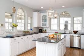 Kitchens With White Appliances And White Cabinets Kitchen Remodel