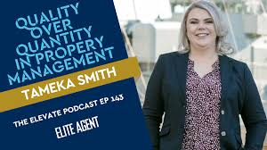 Tameka Smith: Quality over quantity in property management