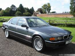BMW Convertible bmw 7 2001 : Used 2001 BMW 7 Series for sale in Guildford Surrey | Pistonheads