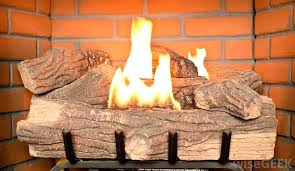 wood fireplace with gas starter wood for gas fireplace prefab fireplaces use gas burning logs instead