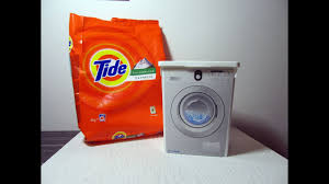 <b>Контейнер для стирального порошка</b>. - YouTube