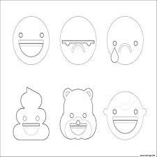 Coloriage Emoji Dessin Imprimer Gratuit Dessinaimprimer Website