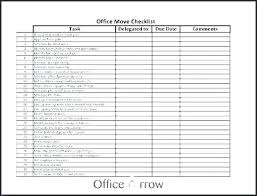 Move Checklist Template Business Moving Checklist Template Moving Checklist Template