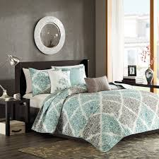 montecito 6 piece quilted coverlet set by madison park from hayneedle com