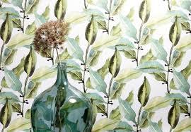 Behang Peer Staat Prachtig In Een Botanisch Interieur Mooi Is Om
