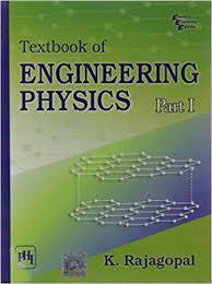 Textbook of Engineering Physics: Pt. I: K. Rajagopal: 0008120336658 ...