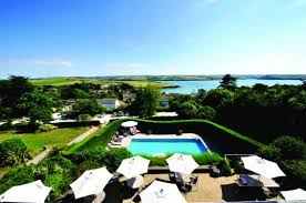 hotel outdoor pool. St Enodoc Hotel - Outdoor Pool E