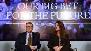 Microsoft-Milliardär: Bill und Melinda Gates lassen sich scheiden