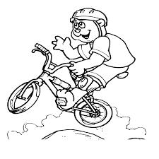 Disegni Di Sport A Colori Per Bambini Com Con Immagini Motocross Da