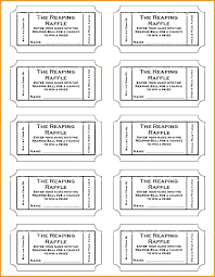 Avery Event Tickets Free Movie Ticket Templates Avery Printing Template Editable