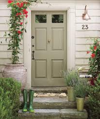 green front doors15 Green Front Door Designs That Inspire  Shelterness